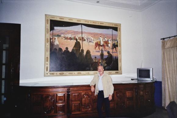 Mariano bertuchi los colores de la luz sergio barce for Oficina de turismo de marruecos