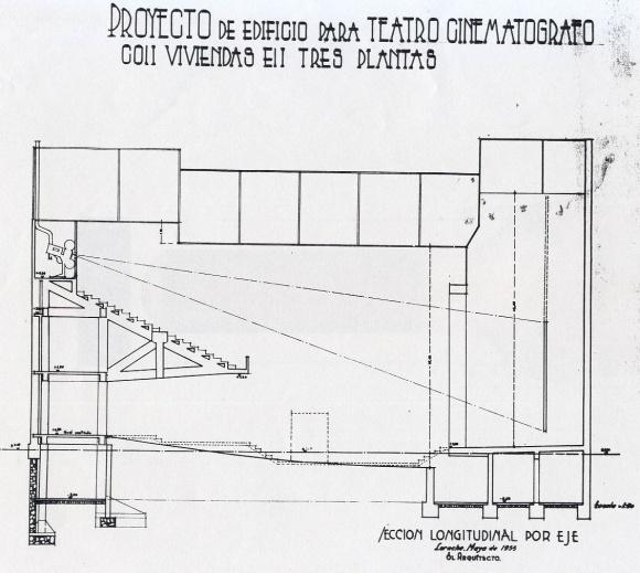 04 Larach.1955 seccion longitudinal por ejeret