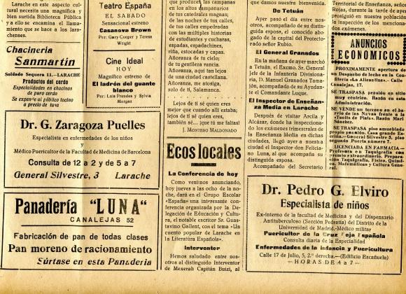 ANUNCIO CINE IDEAL 1947