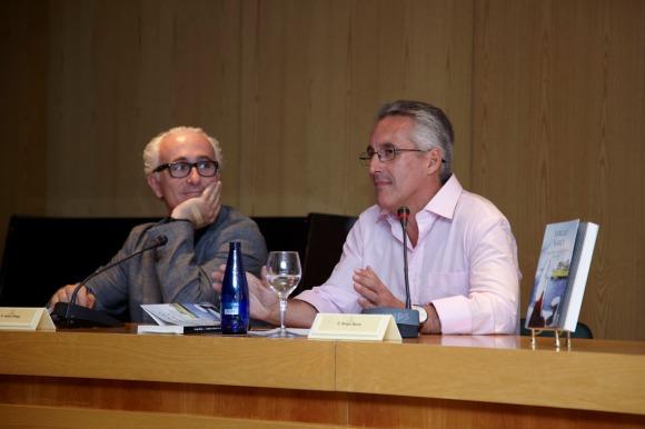 Jesús Ortega y Sergio Barce