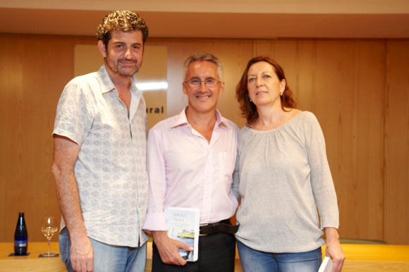 José Luis Gutiérrez, Sergio Barce y Marichu