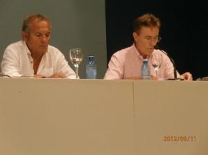 León Cohen y Francisco Morales