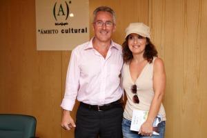 Sergio y Sandra Barce