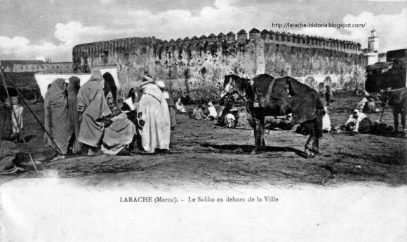 LARACHE - foto tomada del blog de Houssam Kelai