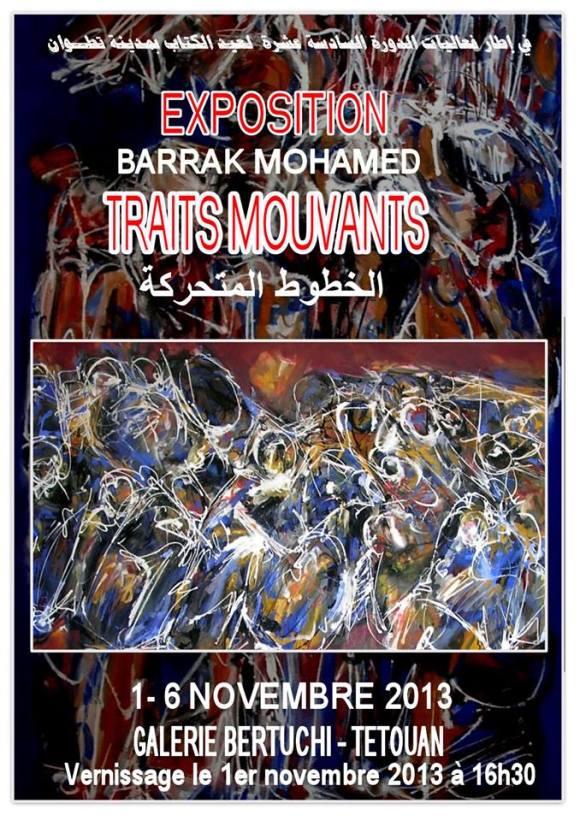 exposición Barrak