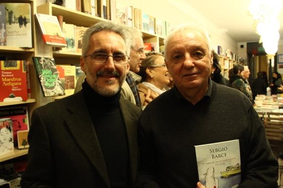SERGIO BARCE Y CARLOS NIETO