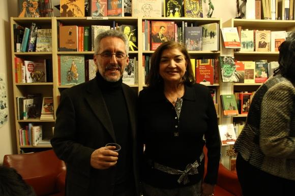 SERGIO BARCE Y MARIA GOVANTES
