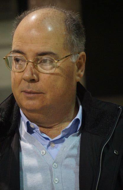 Manuel Argumedo  (Foto de Juan Moya)