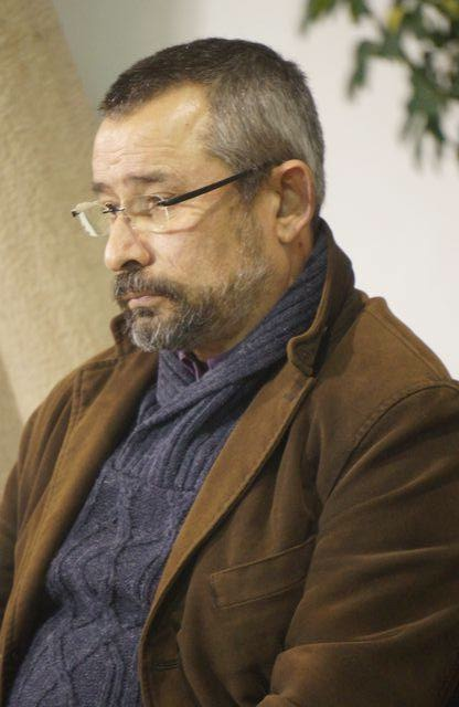 Eduardo Espinosa  (Foto de Juan Moya)