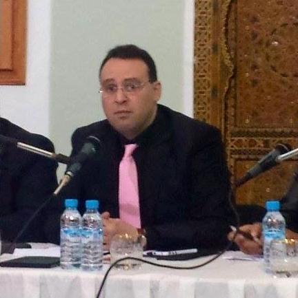MOUNIR KASMI, Presidente de Larache en el Mundo (Larache)
