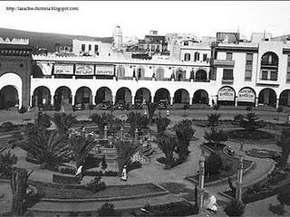 Plaza de España - foto tomada del blog de Houssam Kelai
