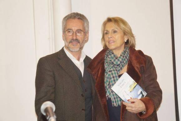 Sergio Barce y Marisa Alguacil  (foto de Juan Moya)