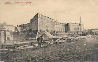 Castillo de las Cigüeñas