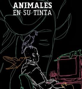 Animales en su tintaPortada