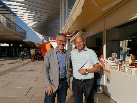 SERGIO BARCE Y JUANJO ROMERO