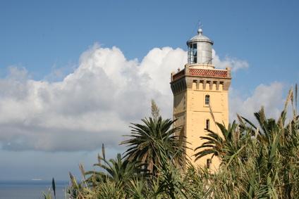 Le Cap Spartel et son phare