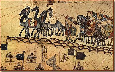 Tratado de alcacovas - imagen de la época