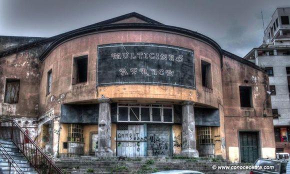 Cine Africa de Ceuta