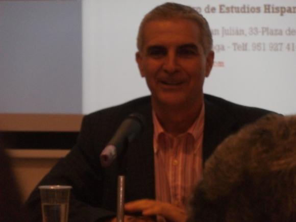 Intervención de José Sarria