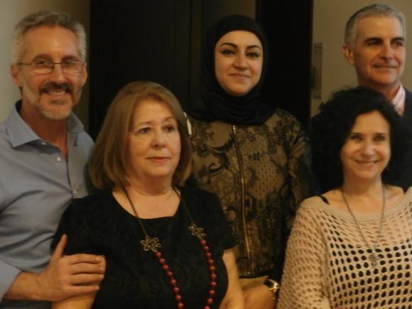Sergio Barce, Encarna León, María Sibari, Paloma Fernández Gomá y José Sarria