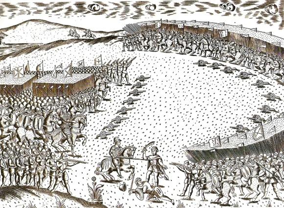 Batalla de Alcazarquivir de los Tres Reyes