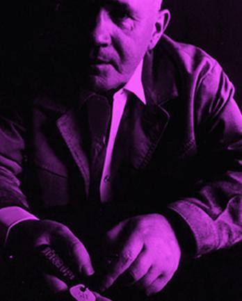 Jean Genet en Tánger - portada