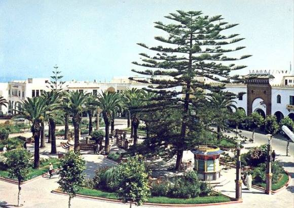 Plaza de España / de la Liberación - LARACHE