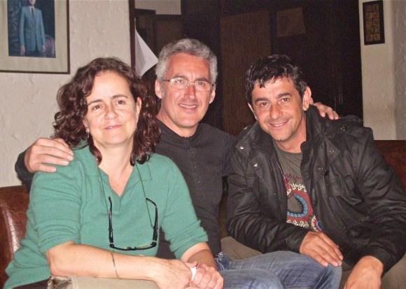 Gabriela Grech, Sergio Barce & Emilio Gallaego