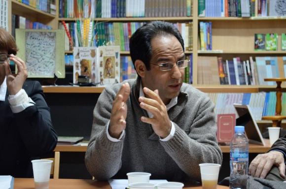 Interviene Mohamed Dahiri