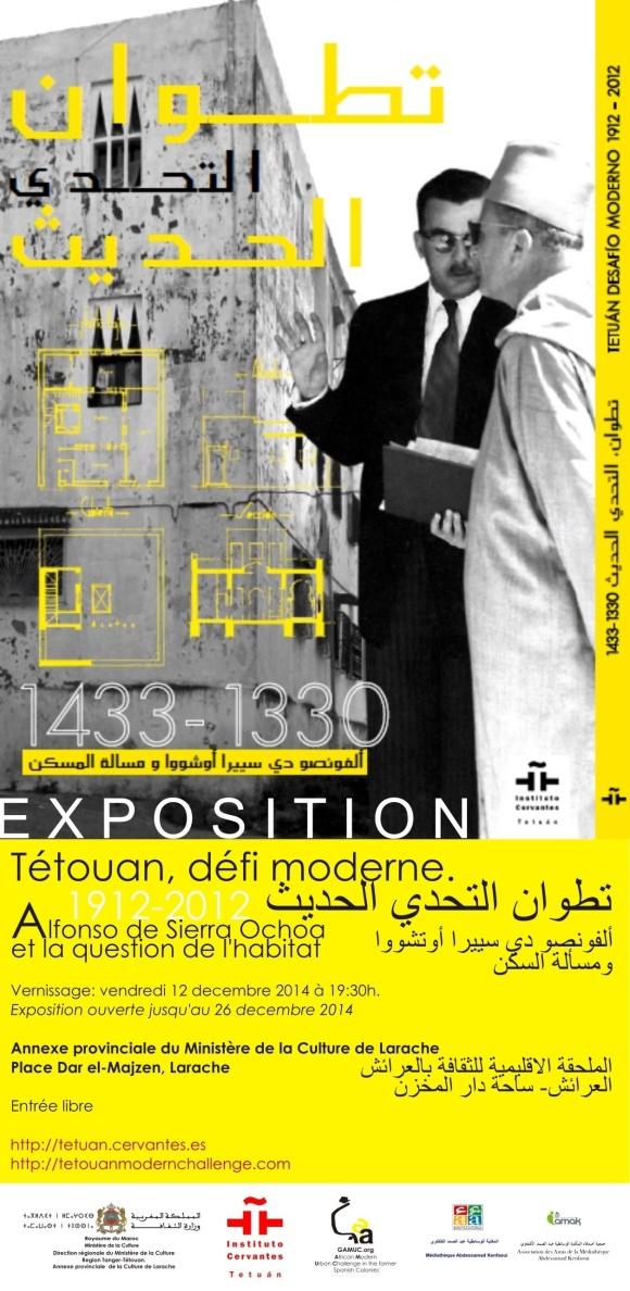 Larache_Exposition