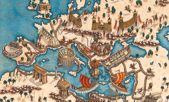 Imperio Romano - web Raíces de Europa