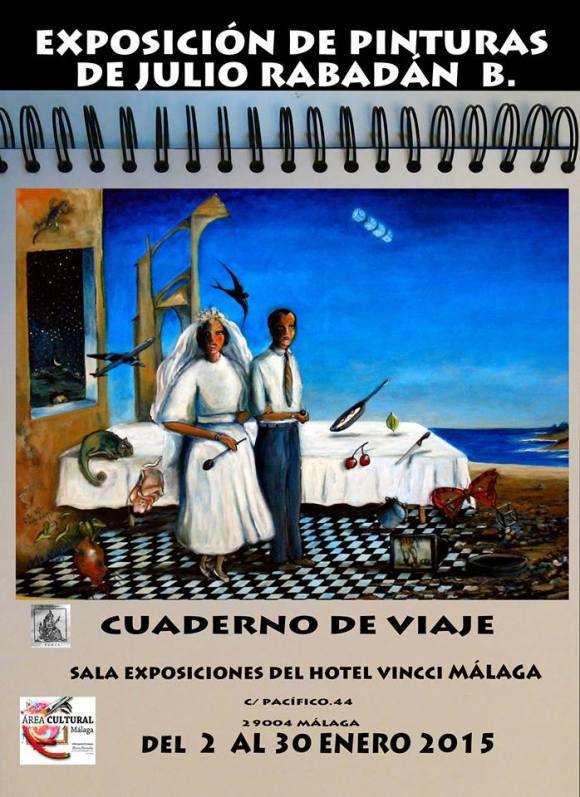 Julio Rabadán exposición de pinturas