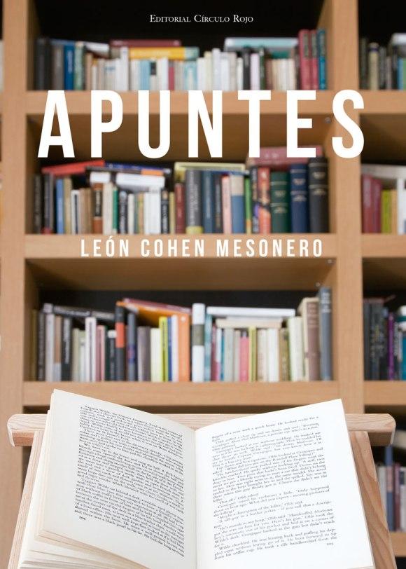 APUNTES de León Cohen - portada
