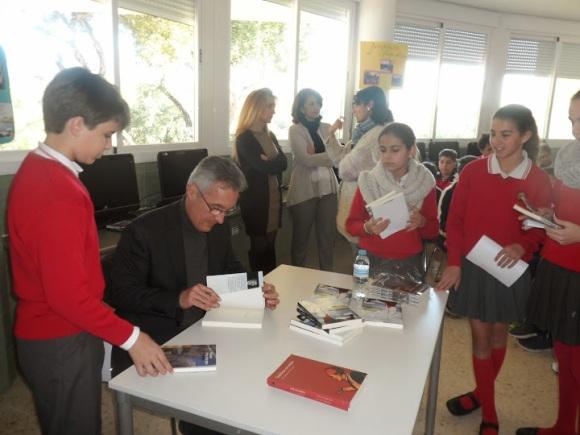 Colegio Albroran 22-01-15 11