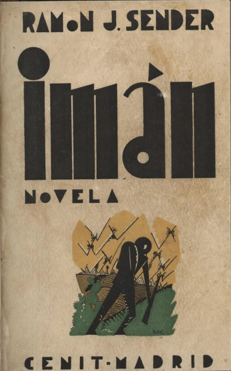 Primera edición de Imán