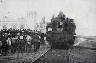 tren larache