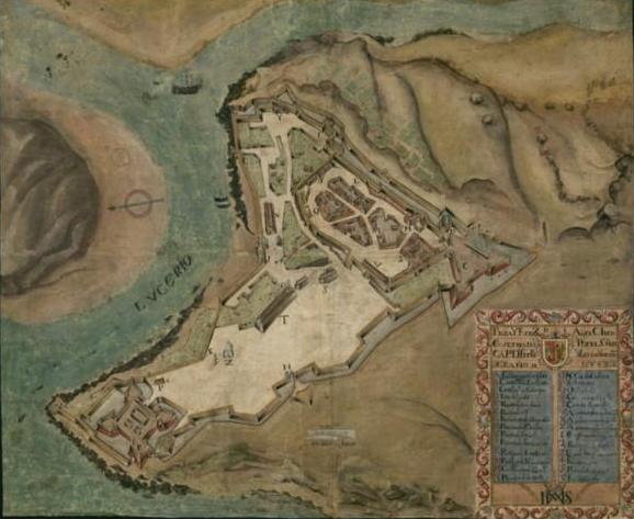 PLANO DE LARACHE - de tectonicablog.com