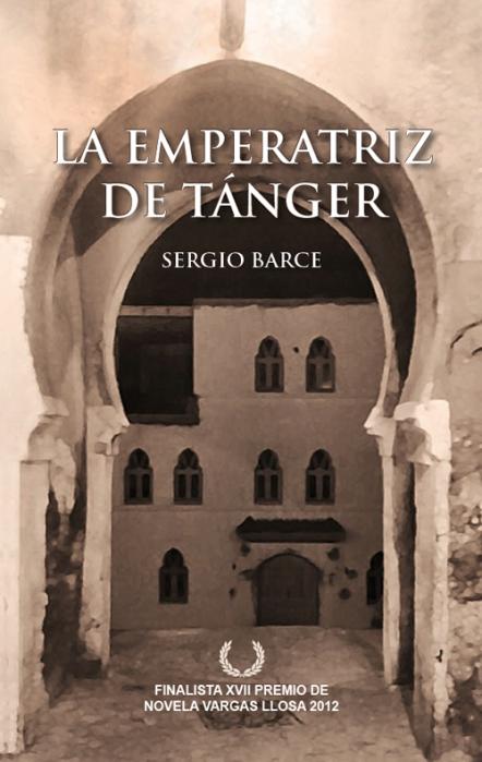 cubierta definitiva La emperatriz de Tánger