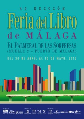 FERIA DEL LIBRO 2015 cartel