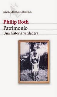 Patrimonio de Roth - portada SBarral