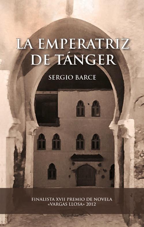 portada premio LA EMPERATRIZ DE TÁNGER