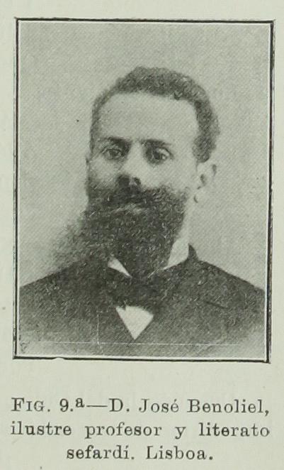 JOSÉ BENOLIEL