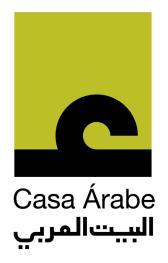 Logo Casa Árabe