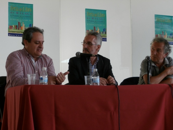 JESÚS OTAOLA, SERGIO BARCE & JOSÉ A. GARRIGA VELA