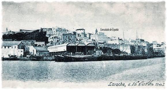 LARACHE (Foto tomada de la página de Radio Larache)