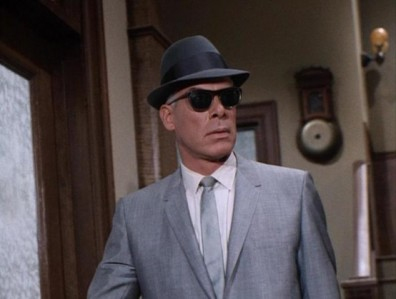 LEE MARVIN en Código del hampa