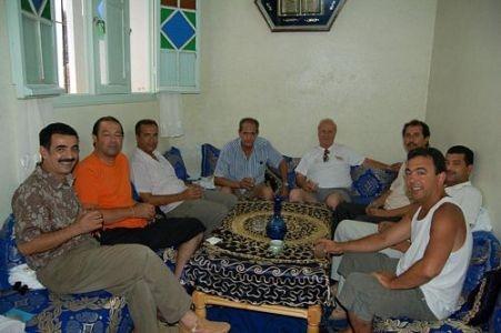 Akrif, Abdelhay, Tomás Chacopino, Ahmed Guennouni...