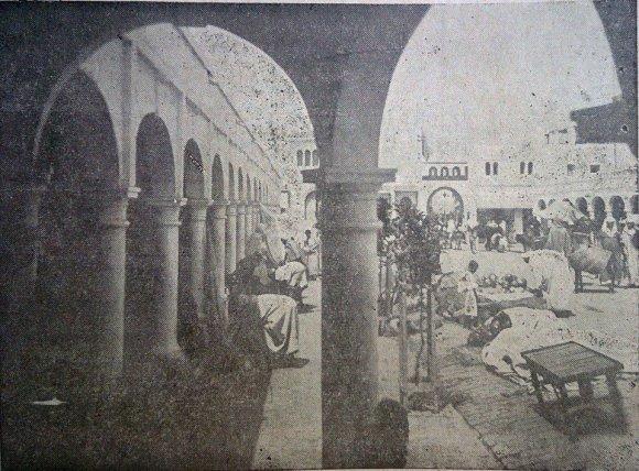 ZOCO CHICO  de Larache. Foto de archivo cedida por Mónica López