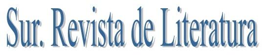 SUR REVISTA DE LITERATURA