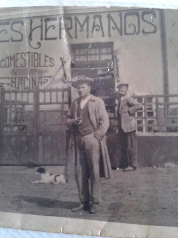 1928 - construcción del bakalito